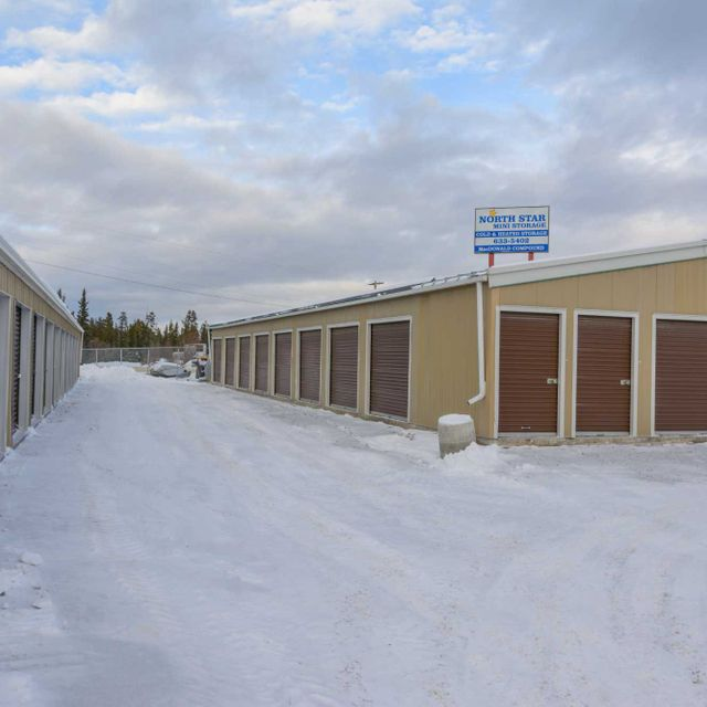 cold storage facility
